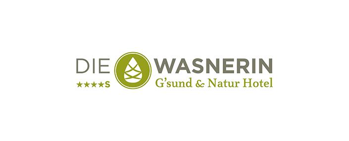 Die Wasnerin – Logo