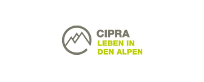 CIPRA –Leben in den Alpen – Logo