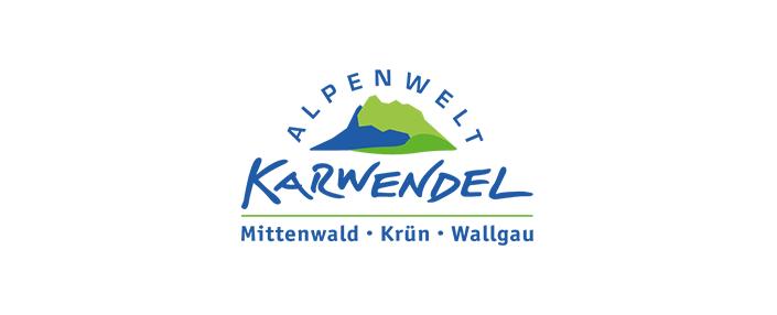 Alpenwelt Karwendel –Logo