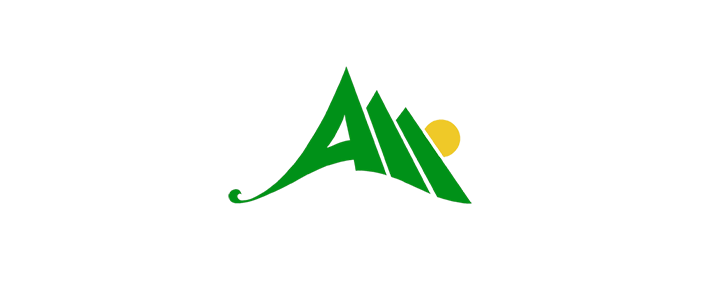 Alpenkonvention – Logo