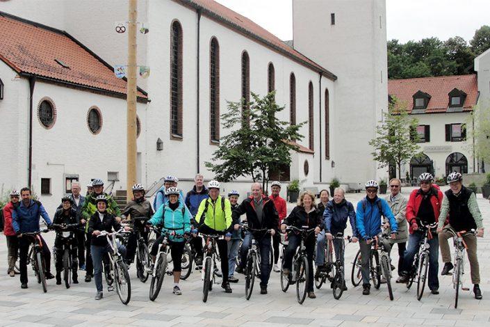 Umwelt-PR: Stadtradeln in Starnberg