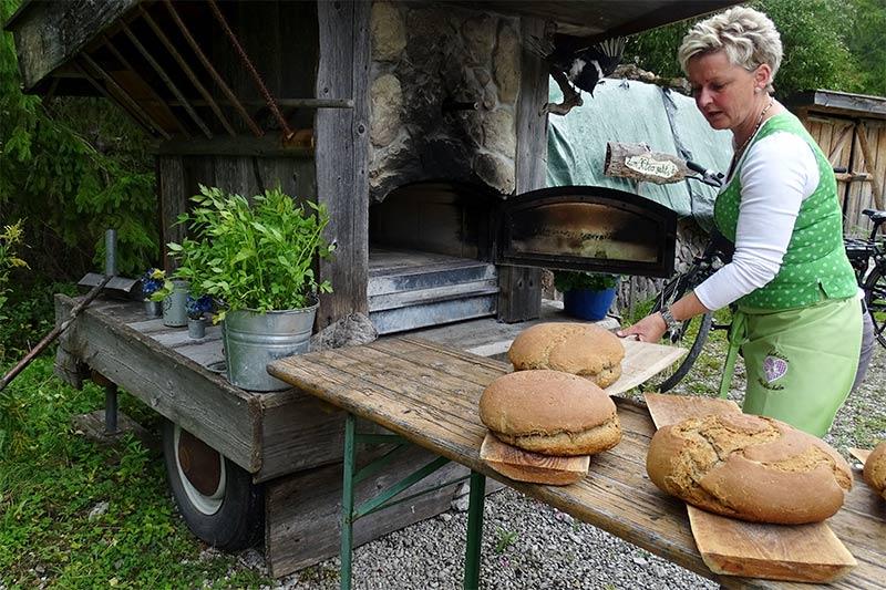 Tourismus-Blog: Brot backen