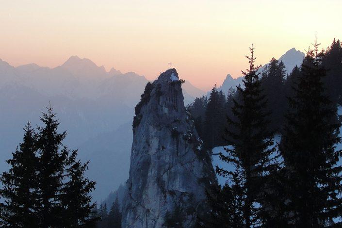 Tourismus-PR: Bayerische Alpeneuz