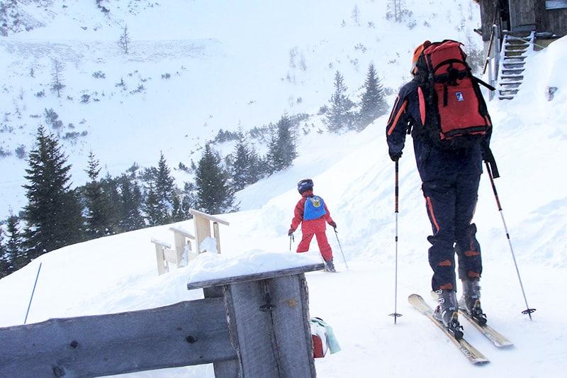 Texte und Fotografie für Wintersport-Portale und Tourismus-Blog